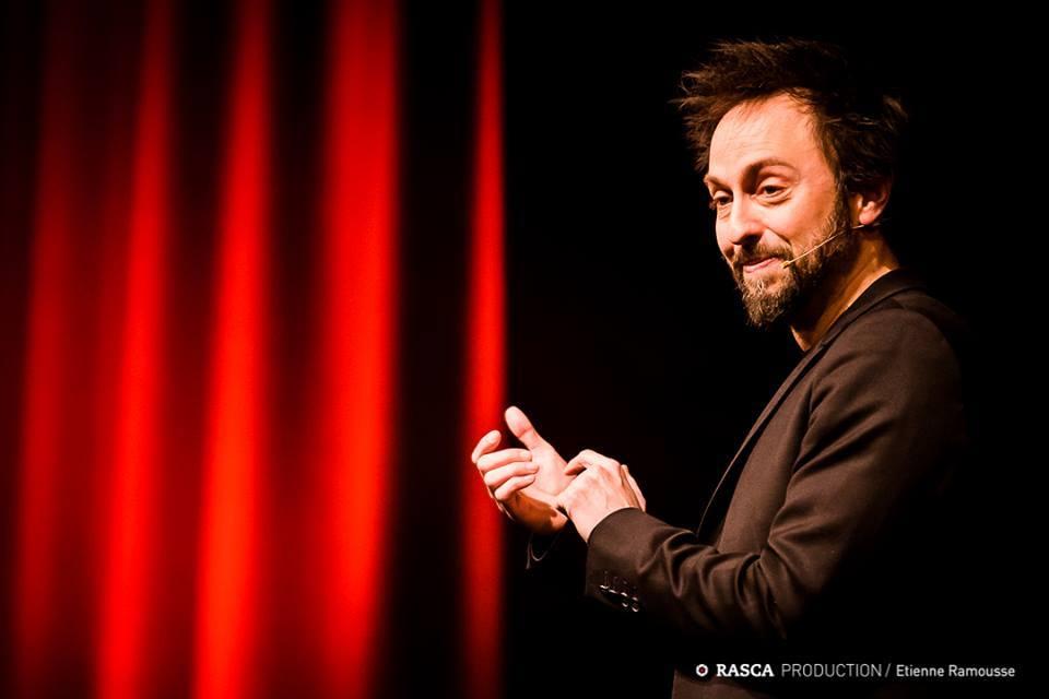 David Azencot sur scène